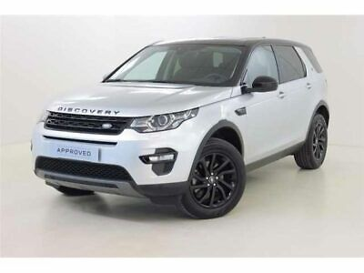 LAND ROVER Discovery Sport 2.0 TD4 150 CV SE
