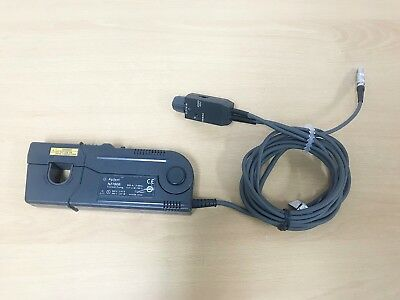 Keysight Agilent N2780B AC/DC Current Probe  2MHz 500A