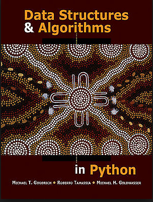 [P..D..F..] Data Structures And Algorithms In Python