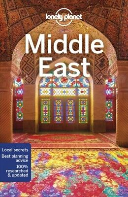 Lonely Planet Middle East, Paperback by Ham, Anthony; Clammer, Paul; Crowcrof...