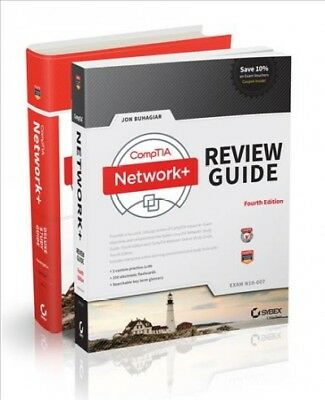 CompTIA Network+ Review Guide, 4th ed. / CompTIA Network Practice Test, 4th, ...