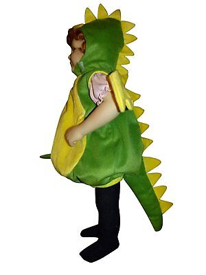 F82 Size 74-80 Dragon costume for little children and kids, comfortable over nor