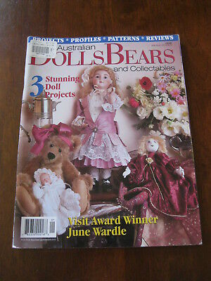 Australian Dolls Bears & Collectables: Vol.7 No. 1: :Preloved