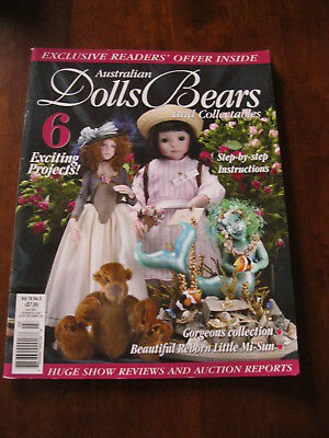Australian Dolls Bears & Collectables: Vol 16 No. 2  :2009 :  :Preloved