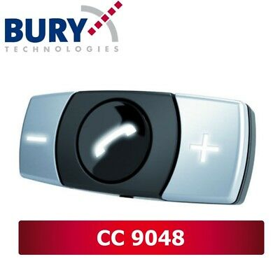 THB Bury CC9048 Bluetooth Hands-Free Car Kit 3 Key Remote