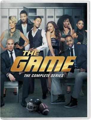 THE GAME 1-9 (2006-2015): COMPLETE Comedy/Drama TV Season Series - NEW Rg1 DVD