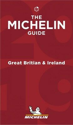 Michelin Guide 2019 : Great Britain / Ireland, Paperback by Michelin Travel P...