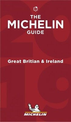 Michelin Red Guide 2019 Great Britain / Ireland, Paperback by Michelin Travel...