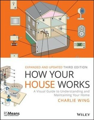How Your House Works : A Visual Guide to Understanding and Maintaining Your H...