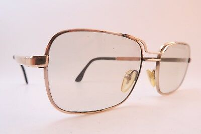 a8d1948202 Vintage 60s sunglasses gold filled 20 000 size 54-18 glass lens made in