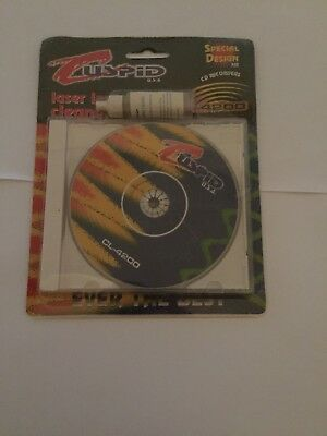 Cuspid Laser Lens Cleaner CD Records BRAND NEW CL-4200