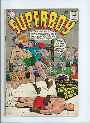 SUPERBOY 124,  solid, see pics