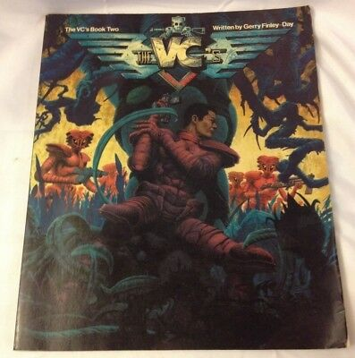 2000AD The V. C.'s: Book 2 Gerry Finlay-day Mike Mcmahon Garry Leach Cam Kennedy