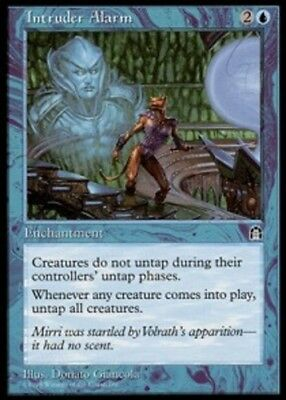 Moderate Play Stronghold MTG X1: Constant Mists U FREE US SHIPPING!