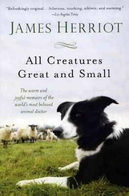 All Creatures Great and Small, Prebind by Herriot, James, ISBN 0606355162, IS...