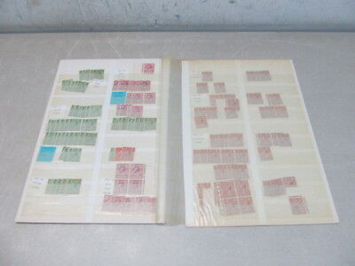 Nystamps British GB advanced mint old stamp collection stock page