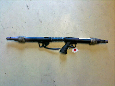 Waterworld Prop Smoker Rifle, Kevin Costner, Screen Used Very Cool Item