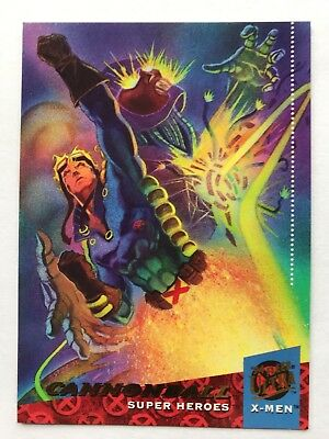 Warpath//X-men Fleer Ultra 1994 Base Trading Card #23