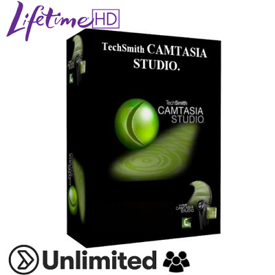 Camtasia Studio 9 TECHSMITH Full Version for Windows 7/8/10 Activation Lifetime