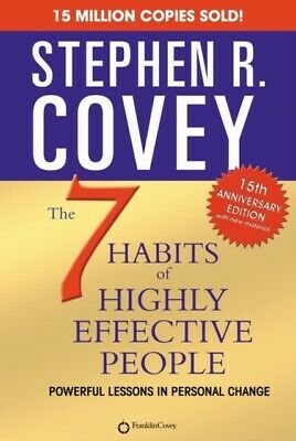 Unknown Artist : The 7 Habits Of Highly Effective People CD Fast and FREE P & P