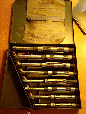 Critchley IOB Expandable Expansion Reamer Set of 8 WATERVLIET MONTGOMERY WARDS