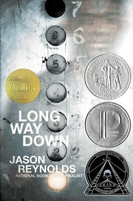 Long Way Down, Hardcover by Reynolds, Jason, Like New Used, Free shipping in ...