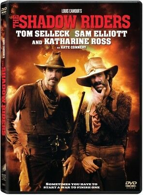The Shadow Riders [New DVD] Full Frame, Subtitled, Dubbed