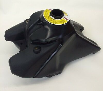 IMS Oversized 3.6 Gallon Fuel Gas Tank BLACK Suzuki LTR450 LTR 450 LT-R450