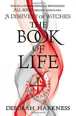 The Book of Life: (All Souls 3) by Harkness, Deborah, Paperback Book, New, FREE