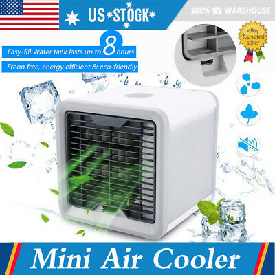 Portable Air Personal Space Air Cooler Quick & Easy Way to Cool Air Conditioner