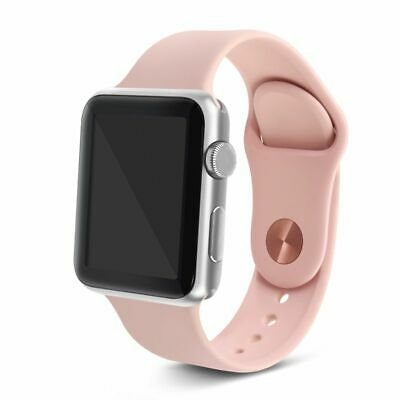 OEM Genuine Wristband Sport Band for Apple Watch Series 1/2/3/4-38/40/42/44mm