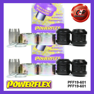Ford Escort MK5,6 RS2000 4X4 92-96 Powerflex FrWbone Bushes 46mm PFF19-601 / 601