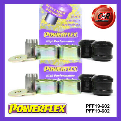 Ford Escort MK5,6 RS2000 4X4 92-96 Powerflex FrWbone Bushes 44mm PFF19-602 / 602