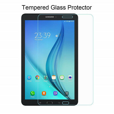 "For Samsung Galaxy Tab 3 4 A E S 7"" 8"" Tablet Tempered Glass Screen Protector"
