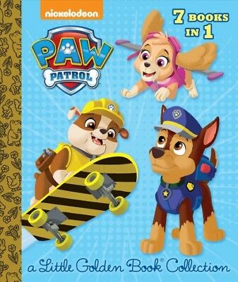 Paw Patrol, Hardcover by Golden Books Publishing Company (COR), Brand New, Fr...