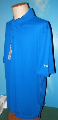 Toys R Us Blue Employee Manager Polo Shirt Ladies Large New With Tags