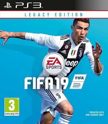 FIFA 19 - Legacy Edition (PS3) BRAND NEW SEALED FAST DESPATCH IN STOCK
