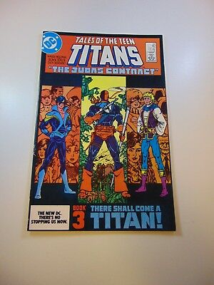 Tales of the Teen Titans #44 1st appearance of Nightwing VF/NM condition