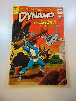 Dynamo #1 VG condition Huge auction going on now!
