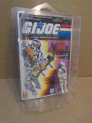 New Rare Sealed G.i. Joe Storm Shadow V2 1988 ((