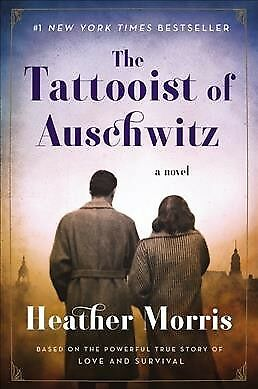 Tattooist of Auschwitz, Paperback by Morris, Heather, ISBN-13 9780062797155 F...