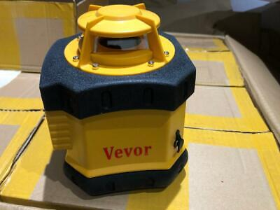 Rotating Laser Level Calibrated With Laser Detector New