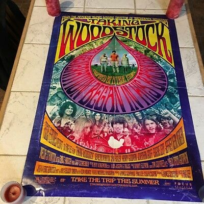 10 Double Sided Original Movie Theatre Posters Lot 27X40 Do Not Miss This Deal.