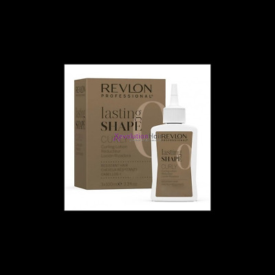 REVLON Lasting Shape Curly Curling Lotion  Capelli Resistenti 100 ml