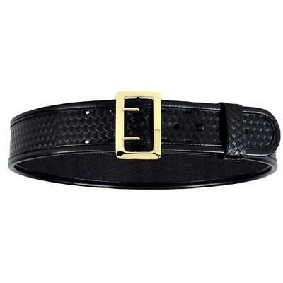 "Bianchi 36""-38"" Accumold Elite 7960 Sam Browne Duty Belt Black 22248"
