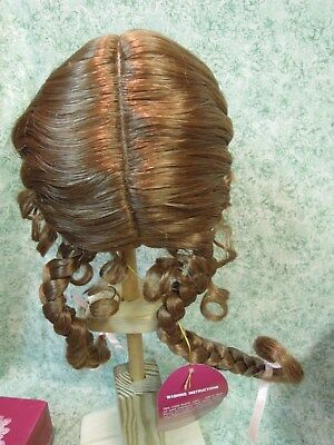 MONIQUE ANTIQUE STYLE DOLL WIGS ANNETTE