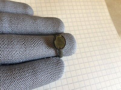 Ancient Roman Medieval Bronze Ring