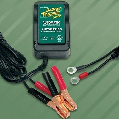 Battery Tender Junior 12 Volt Charger /Maintainer for Dalton Tacahe PC1465HD