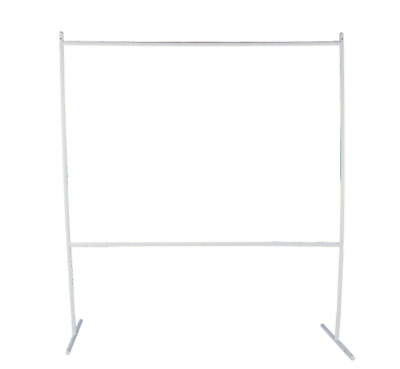 Step and Repeat 9'x7' Backdrop Banner Frame