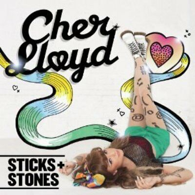 Sticks  + Stones, Cher Lloyd CD , New, FREE & Fast Delivery